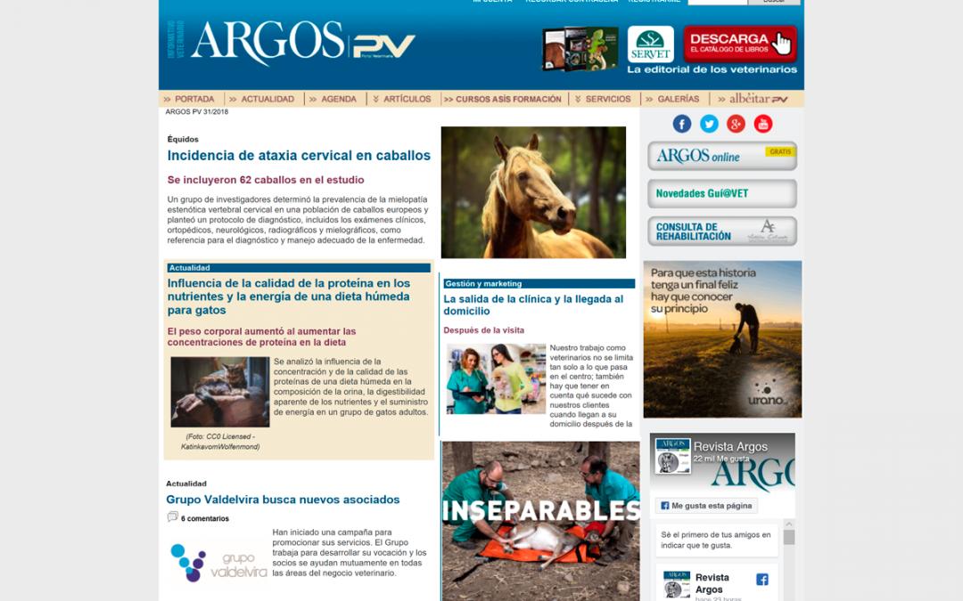 La nueva campaña de Grupo Valdelvira en Argos