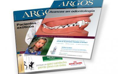 Comercial Valservet, de Grupo Valdelvira, en la revista Argos