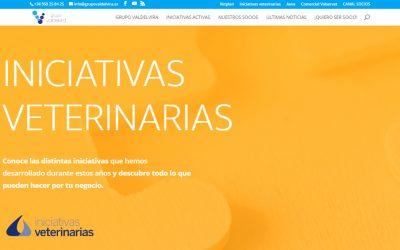 Conoce la nueva Web de Iniciativas Veterinarias