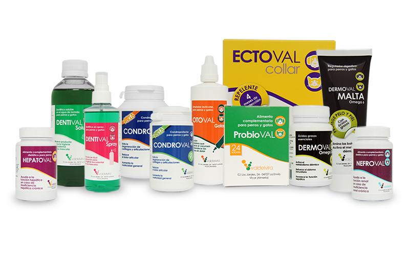 Descubre la marca propia de productos veterinarios de Comercial Valservet