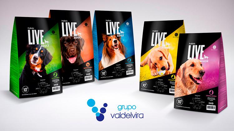 PROBIOTIC LIVE, la mejor alternativa de alimentación para perro y gato