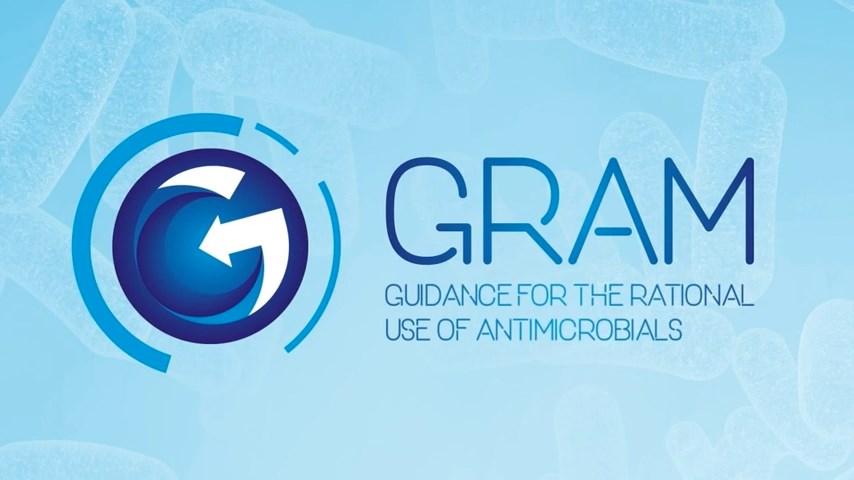 Conoce el proyecto GRAM y consigue la Guía para el Uso Racional de los AntiMicrobianos