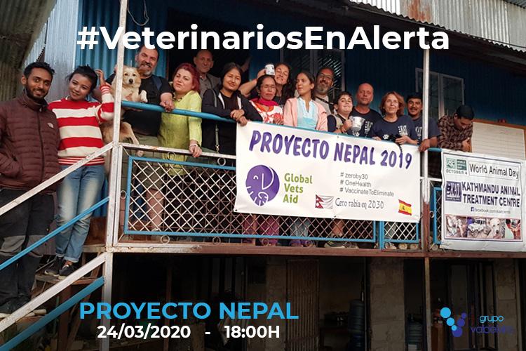 La experiencia de los veterinarios de #ProyectoNepal en #VeterinariosEnAlerta