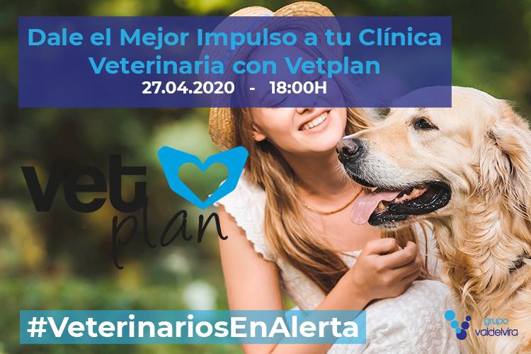 [CHARLA ONLINE] Dale el Mejor Impulso a tu Clínica Veterinaria con Vetplan – #VeterinariosEnAlerta