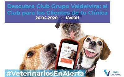 [CHARLA ONLINE] Descubre Club Grupo Valdelvira: el Club para los Clientes de tu Clínica – #VeterinariosEnAlerta