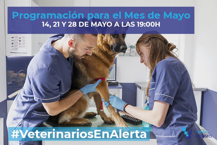 Programación de #VeterinariosEnAlerta – Mayo