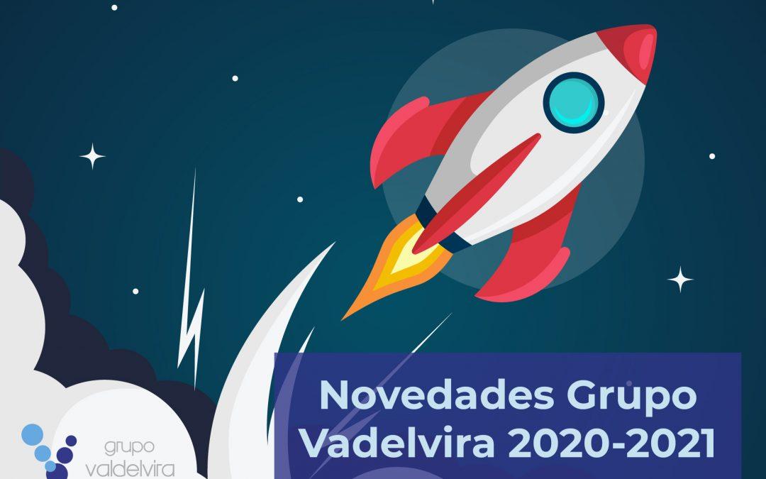 [Charla Online] Novedades Grupo Valdelvira 2020-2021: Atrae a nuevos clientes y multiplica el rendimiento de tu clínica