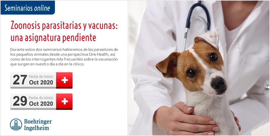 [Seminarios Online] Zoonosis Parasitarias y Vacunas: una asignatura pendiente